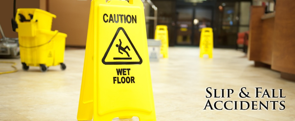 Slip and Fall Injuries   Cleveland Injury Lawyer